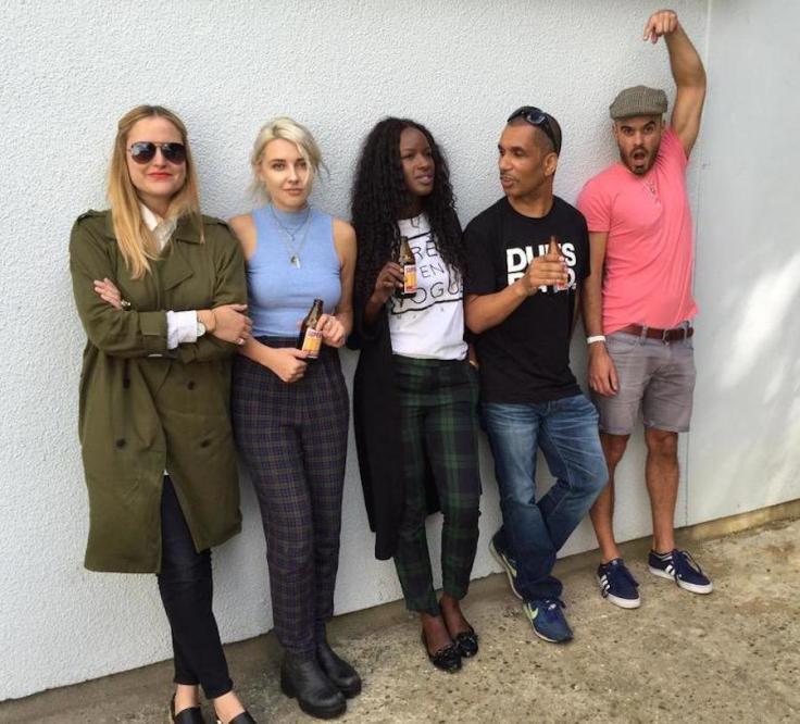 apolarisview, fashion, East London, vintage, Hoxton Radio