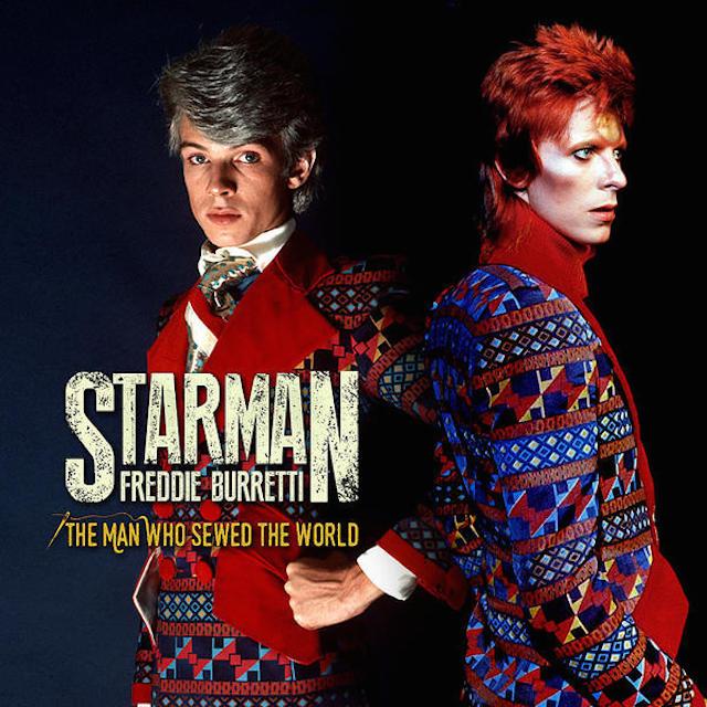 Starman, Man Who Sewed The World, glam rock, film