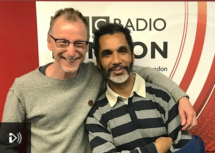 Swinging 80s, Andy Polaris, pop music, BBC Radio London,interview, Gary Crowley,