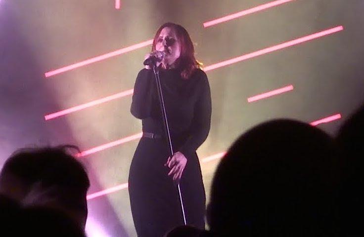 Alison Moyet, pop music,Live concert, O2 London, Tears for Fears, singer