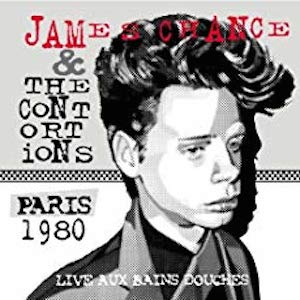 James Chance & The Contortions, No Wave, music,ZE Records,